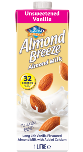 Almond Breeze Unsweetened Vanilla