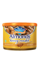 Blue Diamond Almonds Honey Roasted